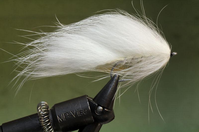 Rabbit zonker white